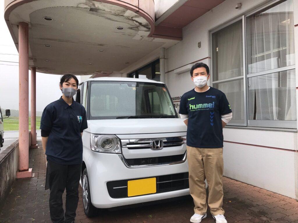 菊川市 社会福祉法人 和松会様 【N-BOX・スローパー】